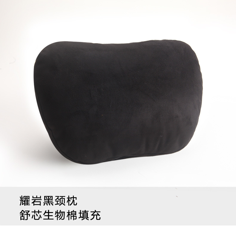 Comfy Cushioned Headrest Car Seat Pillow for Car Interior Supplies