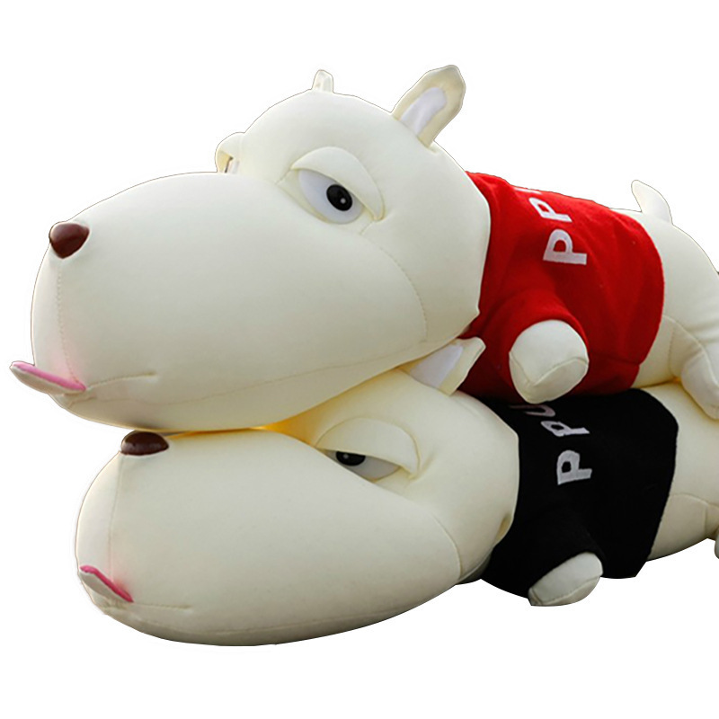 Creative Bamboo Charcoal Dog Plush for Car Decorative Deodorizer