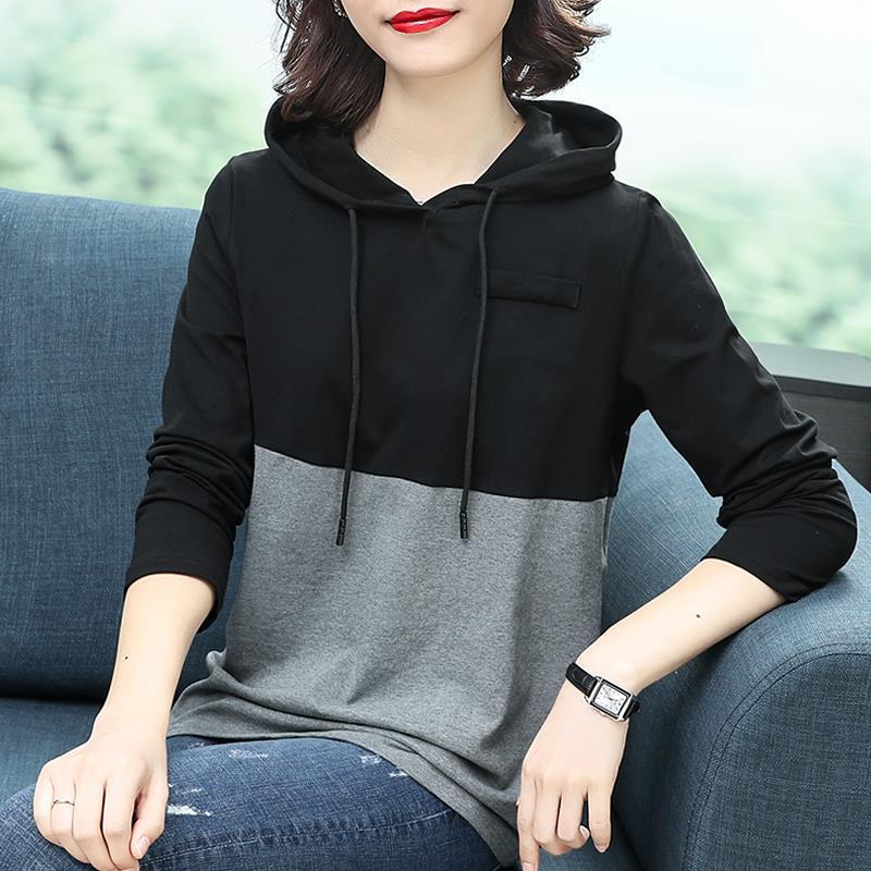 Awesome Black and Gray Hoodie for Urban Fashion