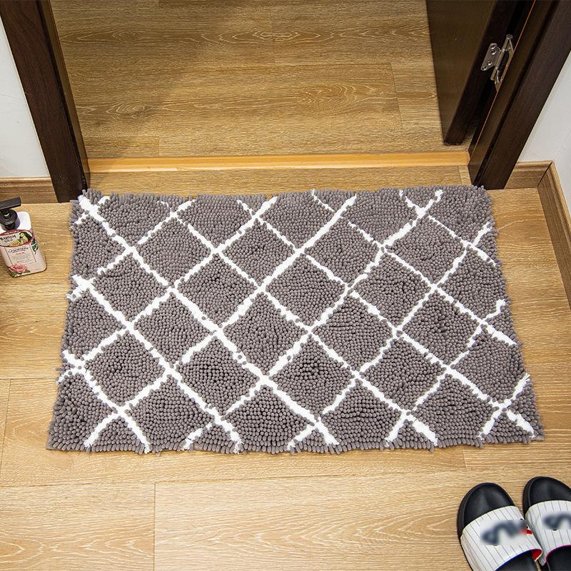 Cozy Water Absorbent Floor Mat for Home Essentials