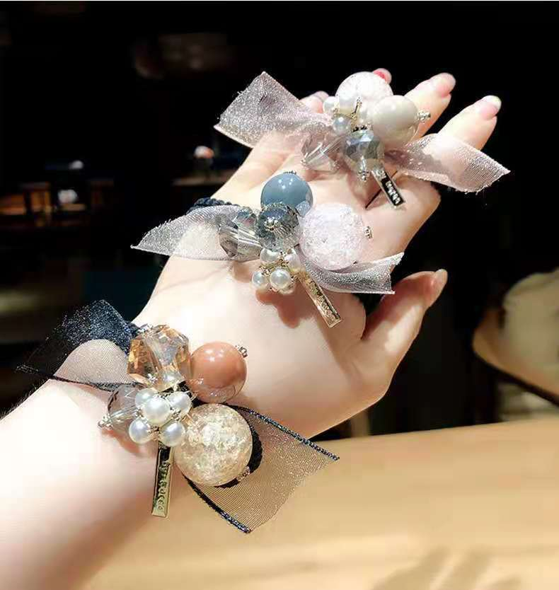 Fancy and Fairy Hair Tie for Extravagant Hair Accessories