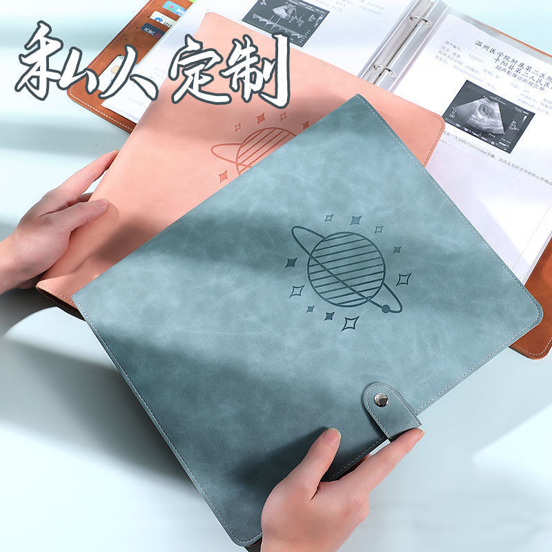 Multipurpose File Ring Binder for Organizing Essential Documents