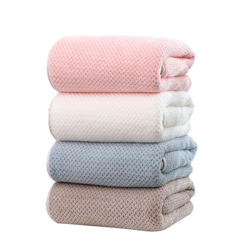 Classy and Nice Bath Towel for Daily Bathroom Supplies