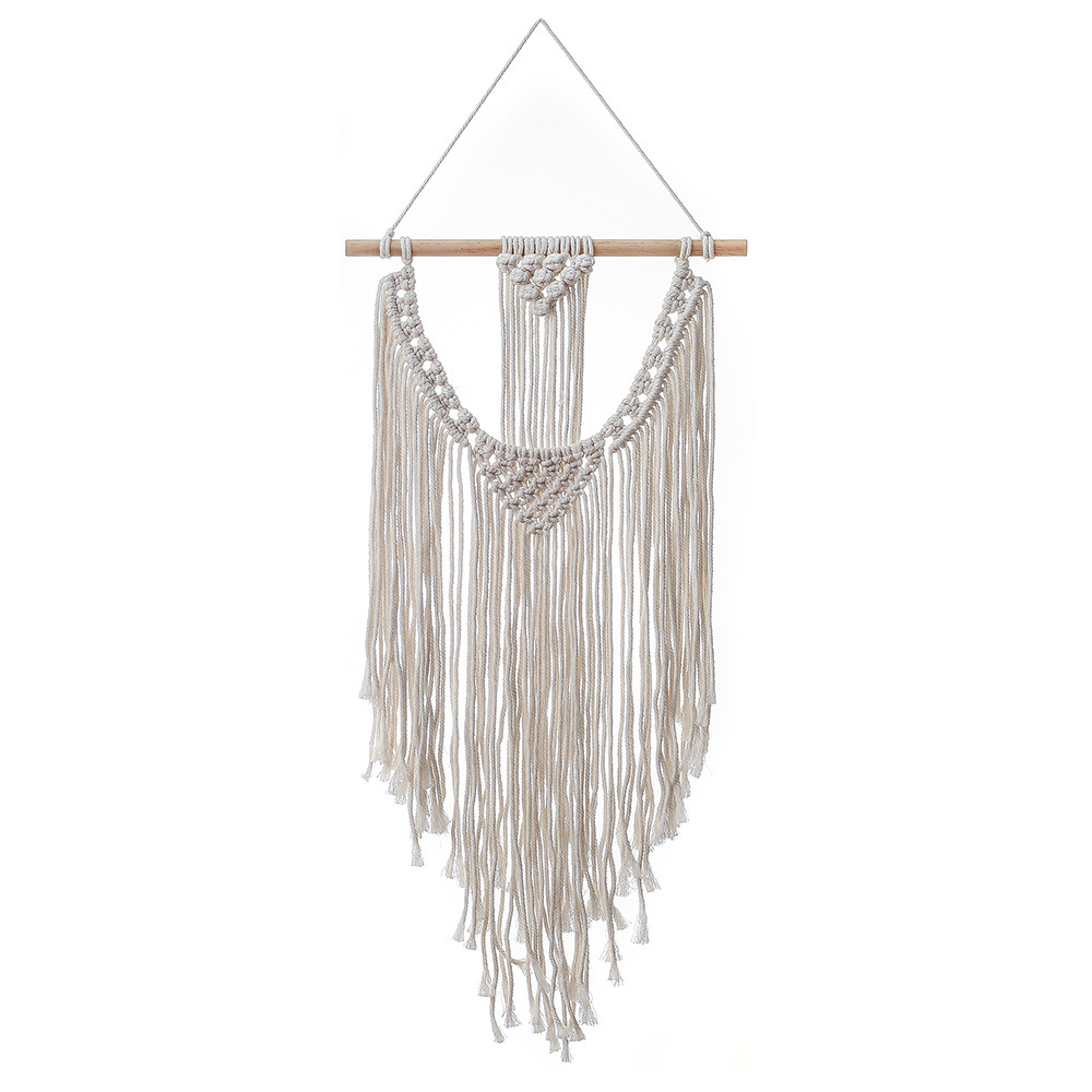 Awesome Rope Tassel Wall Hanging Decor for Bedroom Display