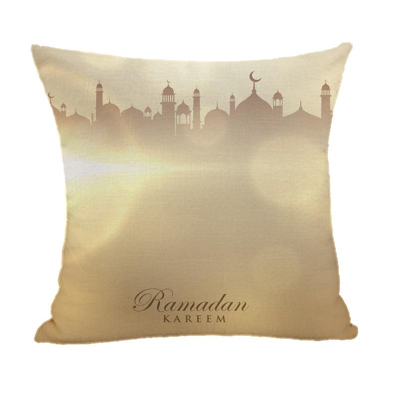 Muslim Ramadan Festival Pillowcase for Muslim Festival