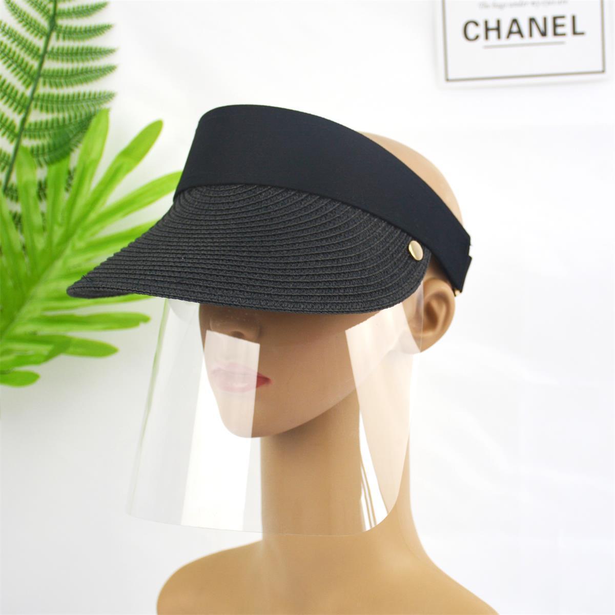 Summery Visor Hat for Spring Season Travels
