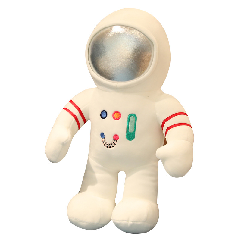 Creative Astronaut Pillow for Artistic Gift Ideas