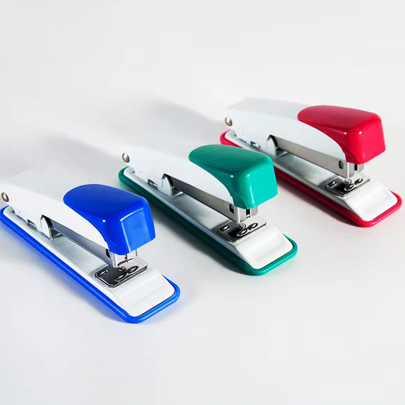 Simple and Stylish Stapler for Office Supplies
