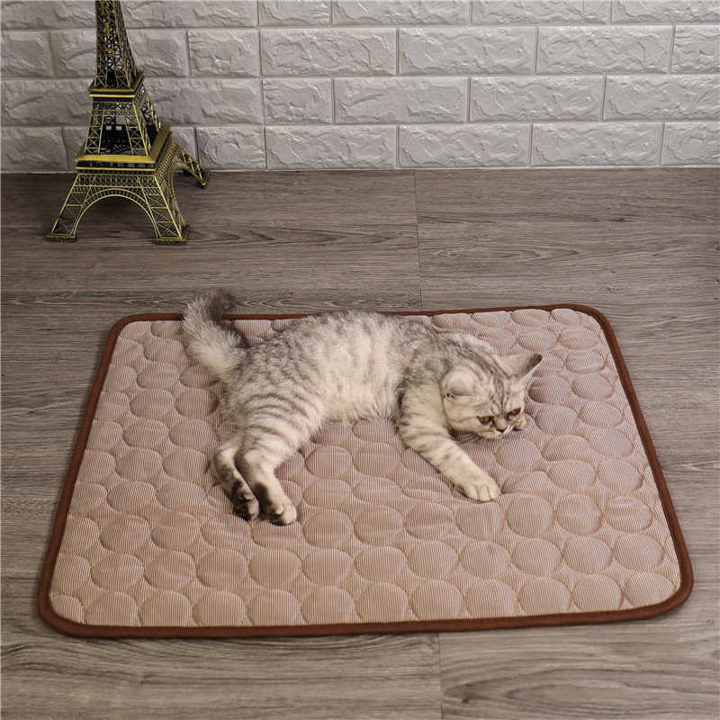 Comfy Silk Cushion Pad for Dogs and Cats