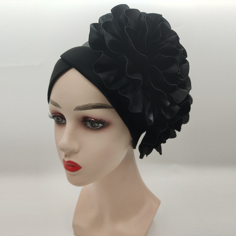 Decorous Flower Headband for Fashionable Headwear