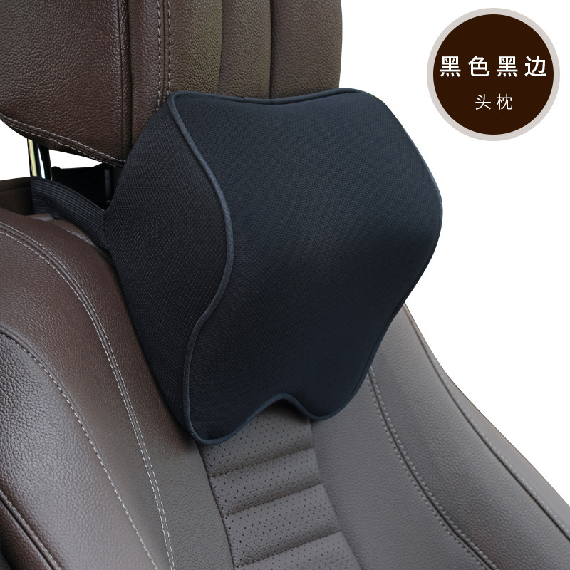 Comfy Car Headrest for Resting Your Neck During Roadtrips