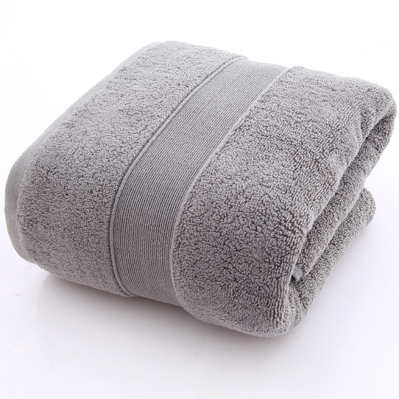 Thick Cotton Bath Towel for Wedding Gifts