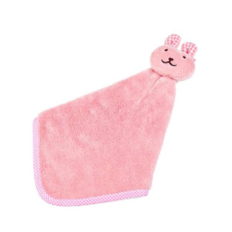 Superb Plush-Designed Velvet Towel for Refrigerator Hand Towels