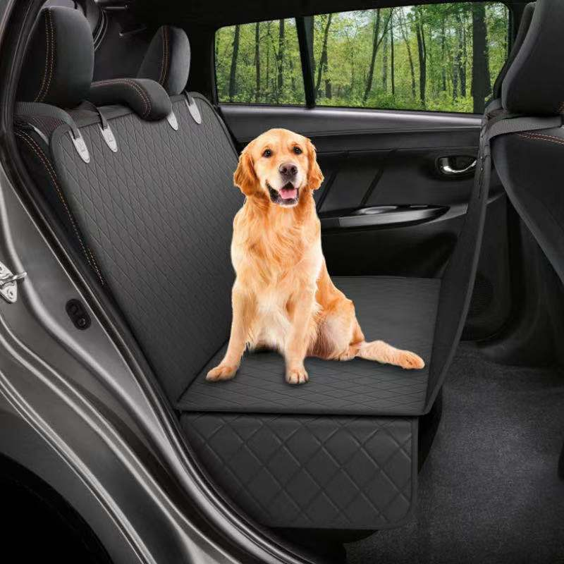 Comfy Dog Car Mat for Taking Your Dogs with you