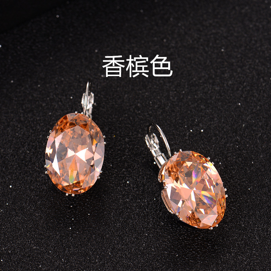 Unique Teardrop Earrings for Ladies' Fashion