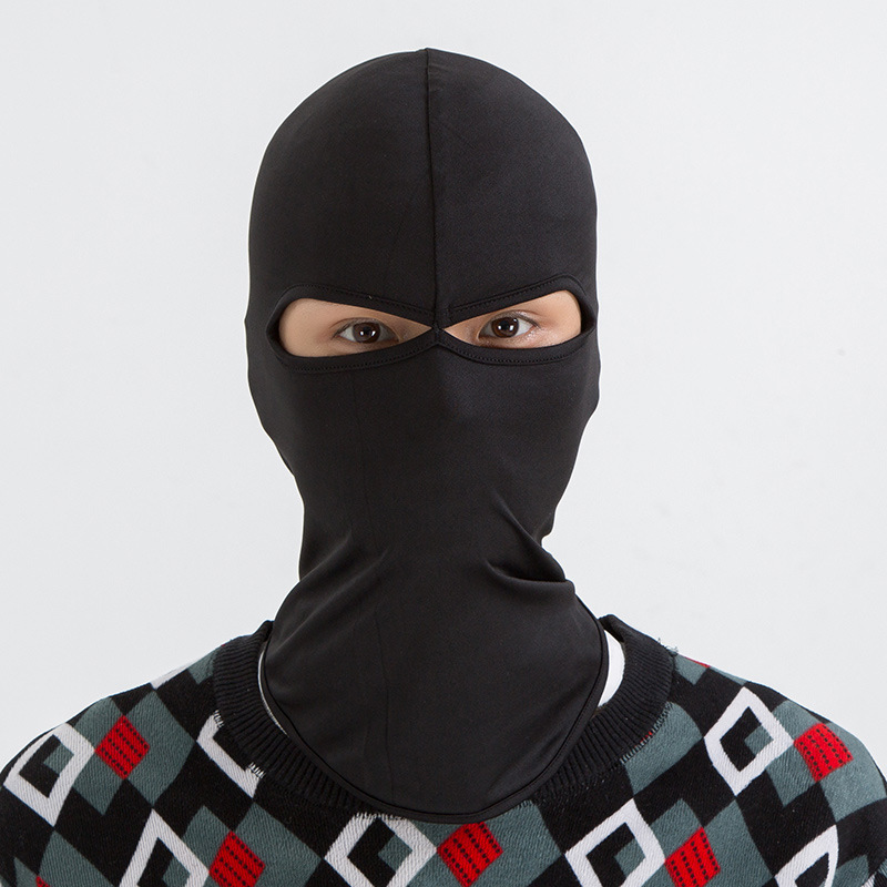 Breathable Balaclava for Keeping the Wearer Warm and Dry