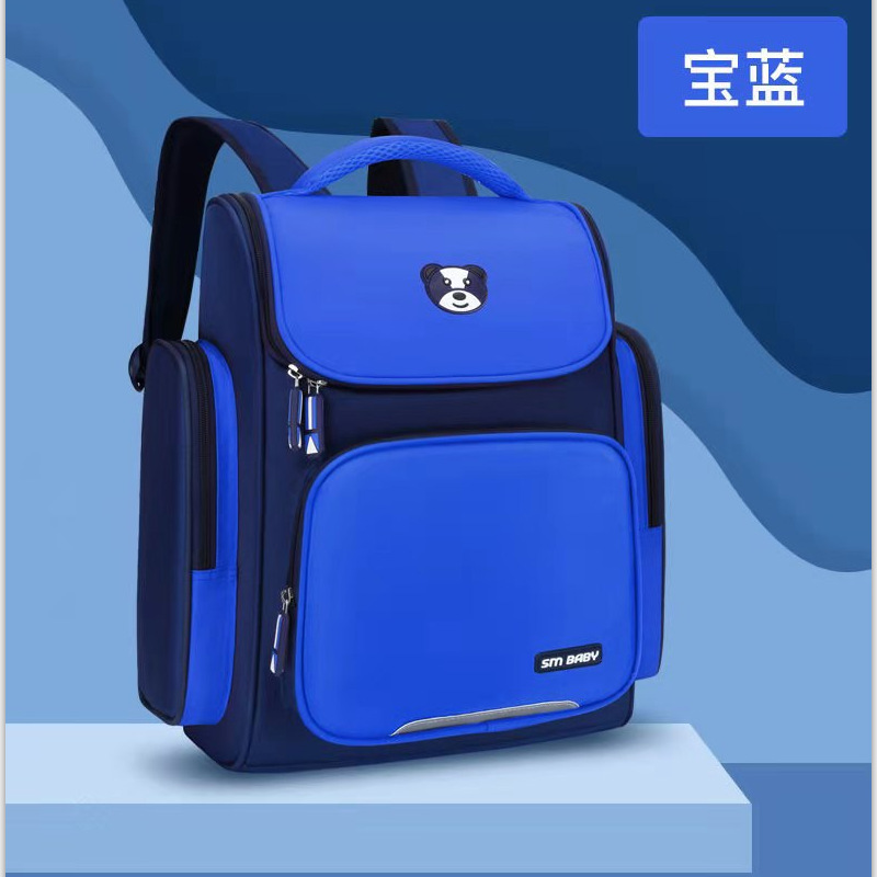 Large Capacity School Bag for Men and Women