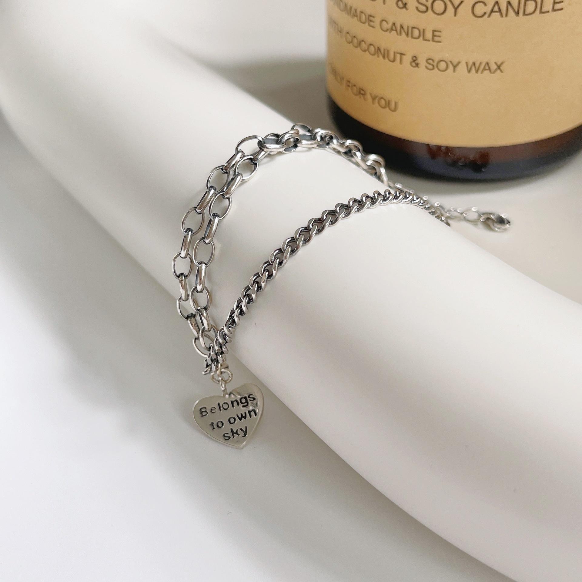 Heart Belongs To The Sky Bracelet for Cutie Bracelets