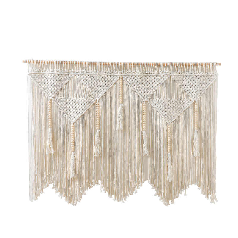Dashing Macramé Wall Tapestry for Home Décor