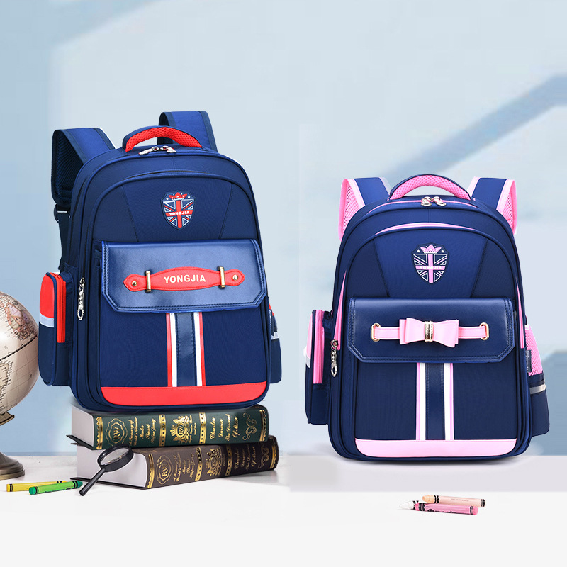 Minimalist Korean Trend School Bag for Men and Women