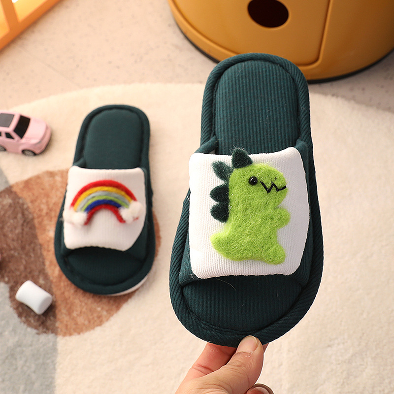 Adorable Animal Design Bedroom Slippers for Lounging at Home