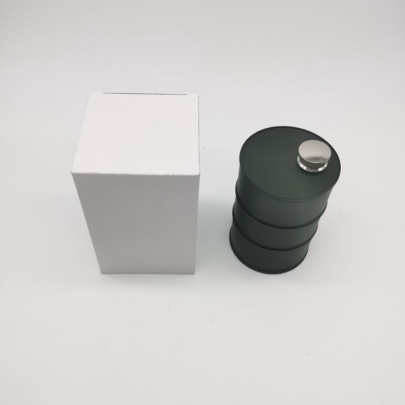Stainless Steel Cylindrical Barrel for Wine Drink Use