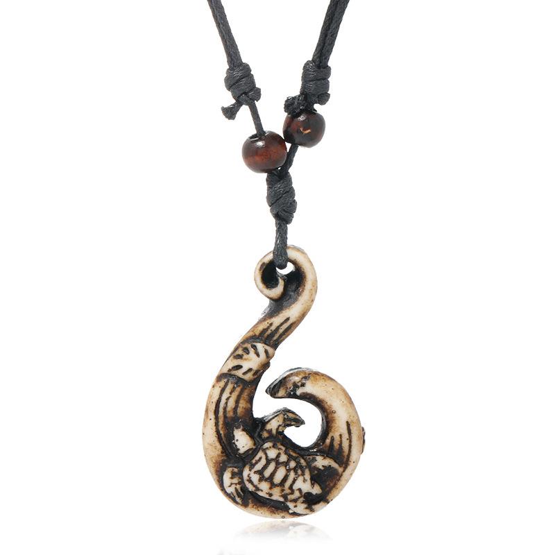 Unique Tortoise Pendant Necklace for Tourist Beach Accessories