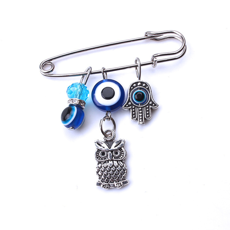 """""""Boho and Mod Meet"""" Charmed Pin for Bustling Bohemians"""