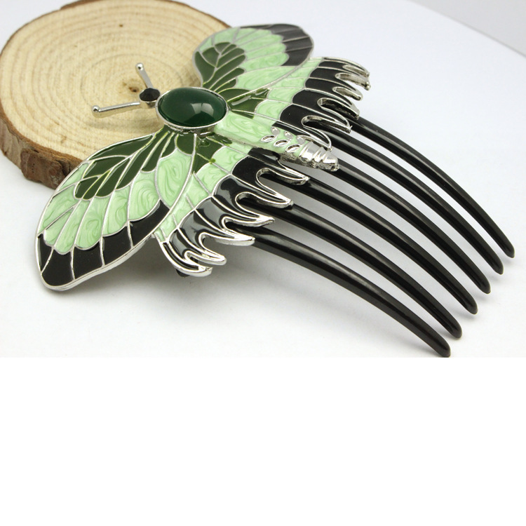 Long-Lasting Butterfly Hair Clip for Girls' Essentials