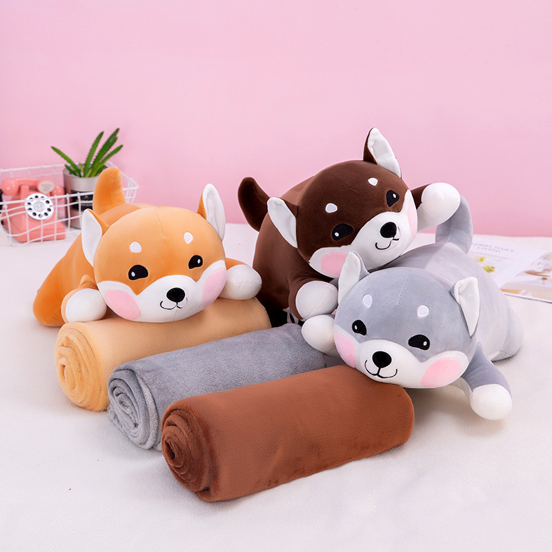 Cuddly Soft Cartoon Animal Blanket for Cozy and Relaxing Sleep