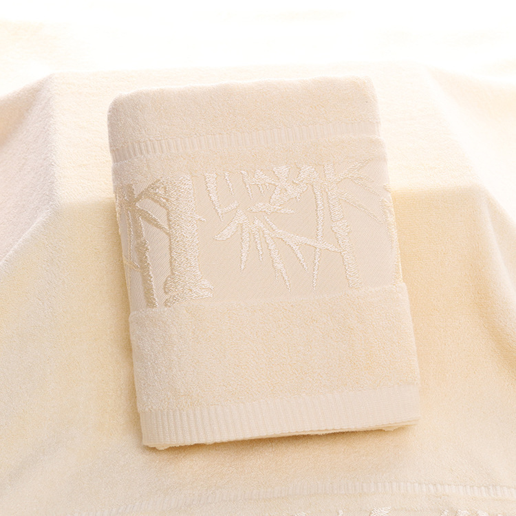 Thick and Soft Fiber Bathroom Towel for Holiday Gifts
