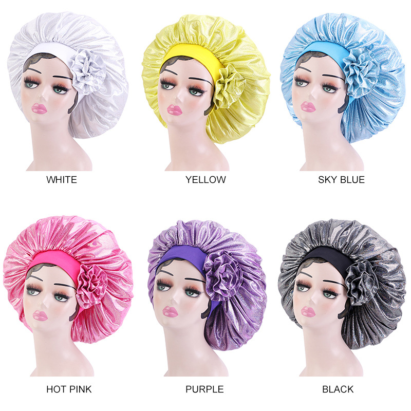 High-Quality Shower Cap for Preventing Hair from Getting Wet