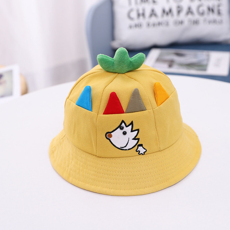 Cute Puppy Design Sunshade Hat for Babies