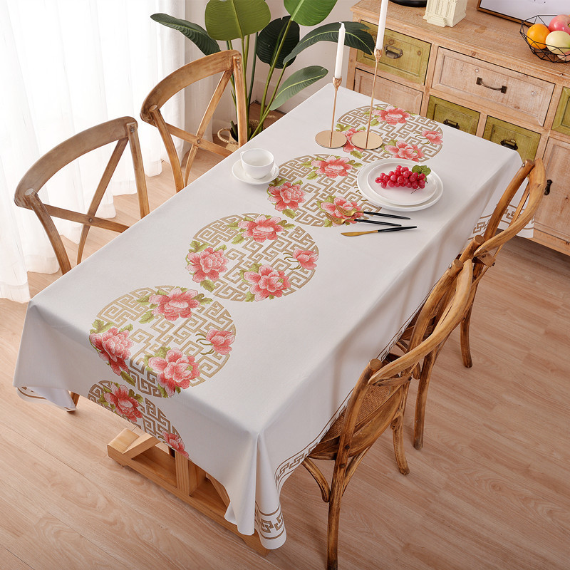 Water Proof, Oil Proof And Anti-Scalding Disposable Tablecloth for Dining Tables And Others