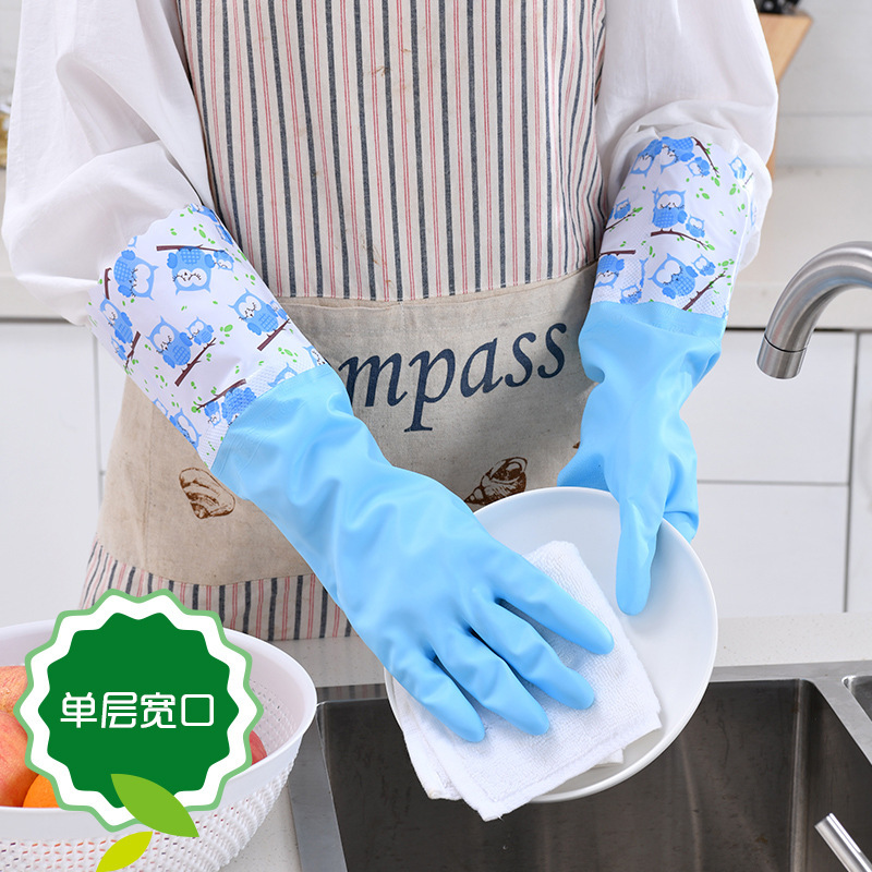 Heavy-Duty Thick Gloves for Washing Dishes