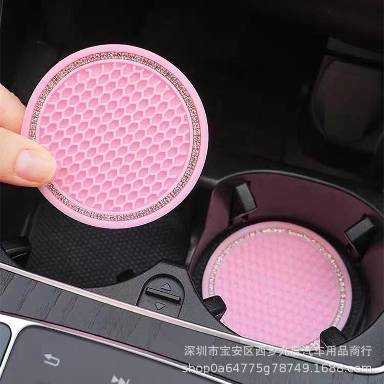 Stylish Honeycomb Coaster for Cars