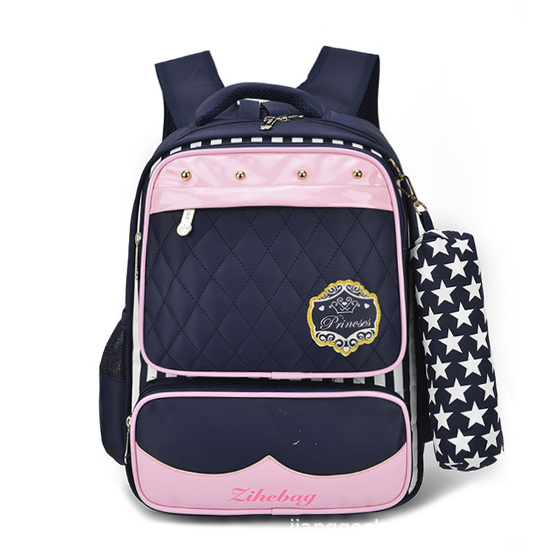 Backpack with Matching Pencil Case for Your Children's Convenience