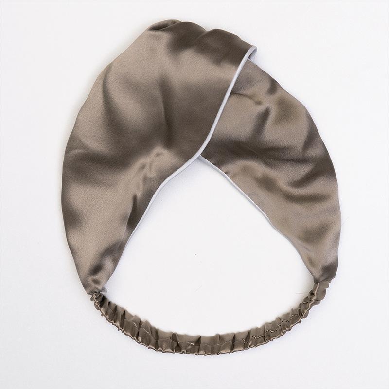 Slick Silk Headband for Washing Your Face