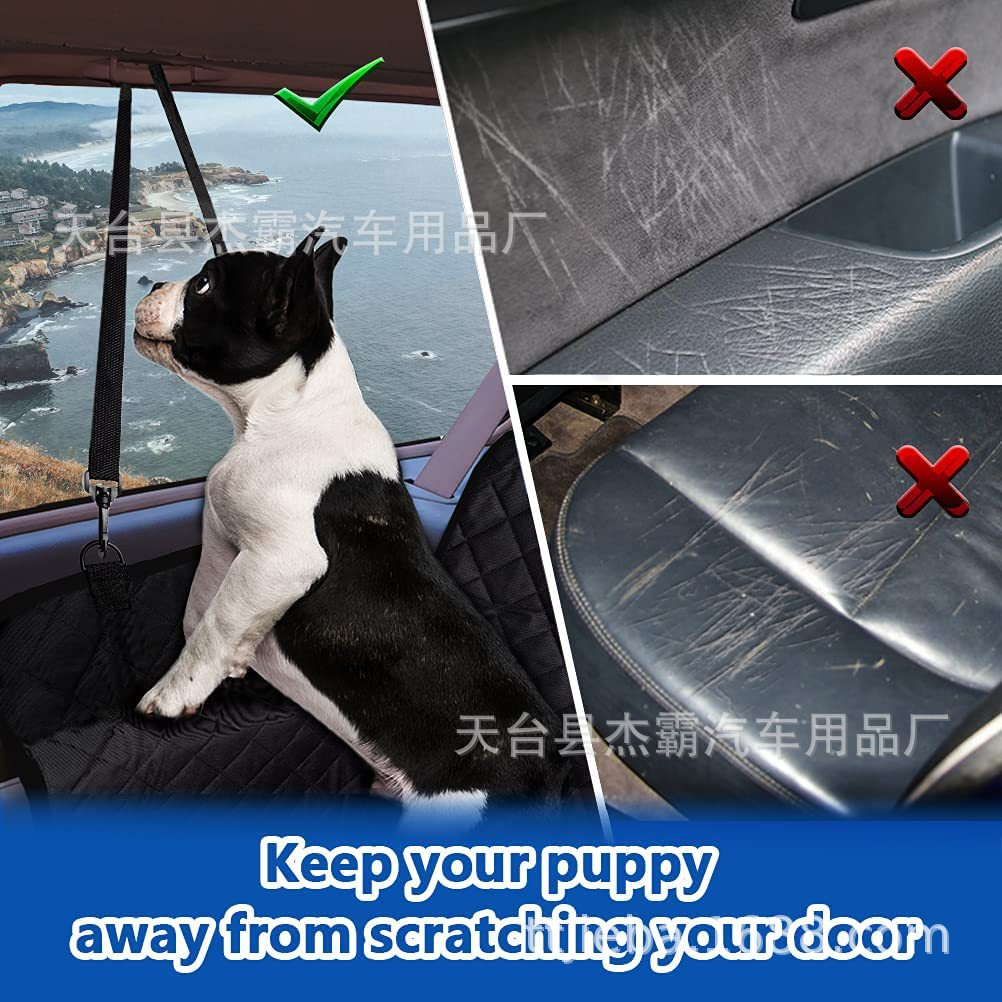 Chic Comfortable Padded Pet Mat for Long Road Trips