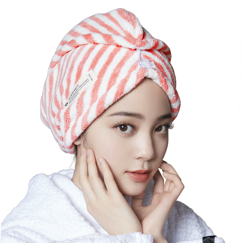 Polyester Hair Cap for Quick Showers