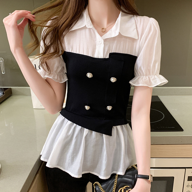Charismatic V-Neck Corset Top for Fashionable Style