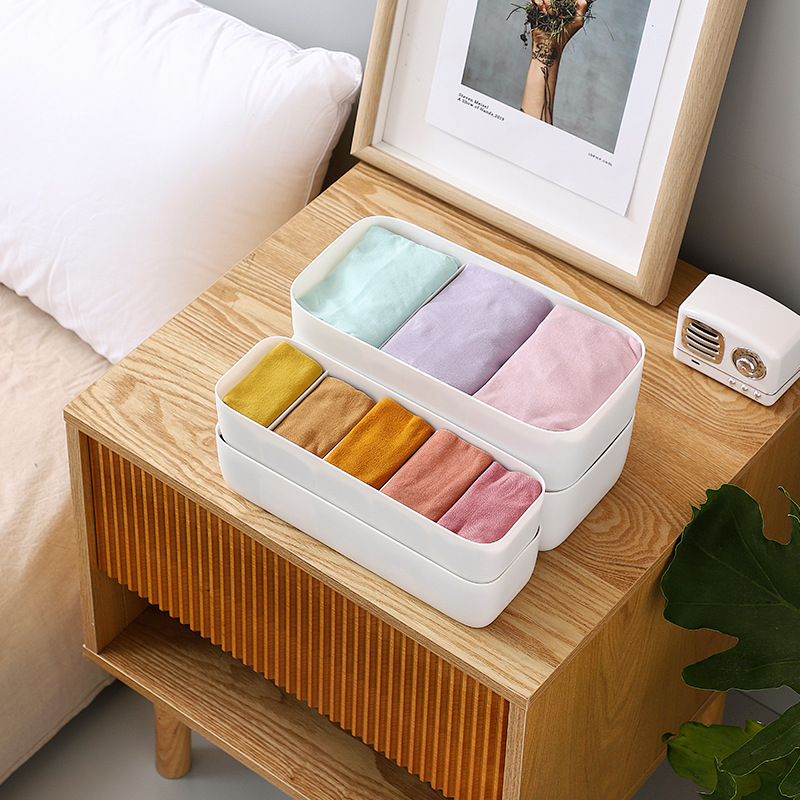 Classic Drawer Storage Box for Underwear and Socks