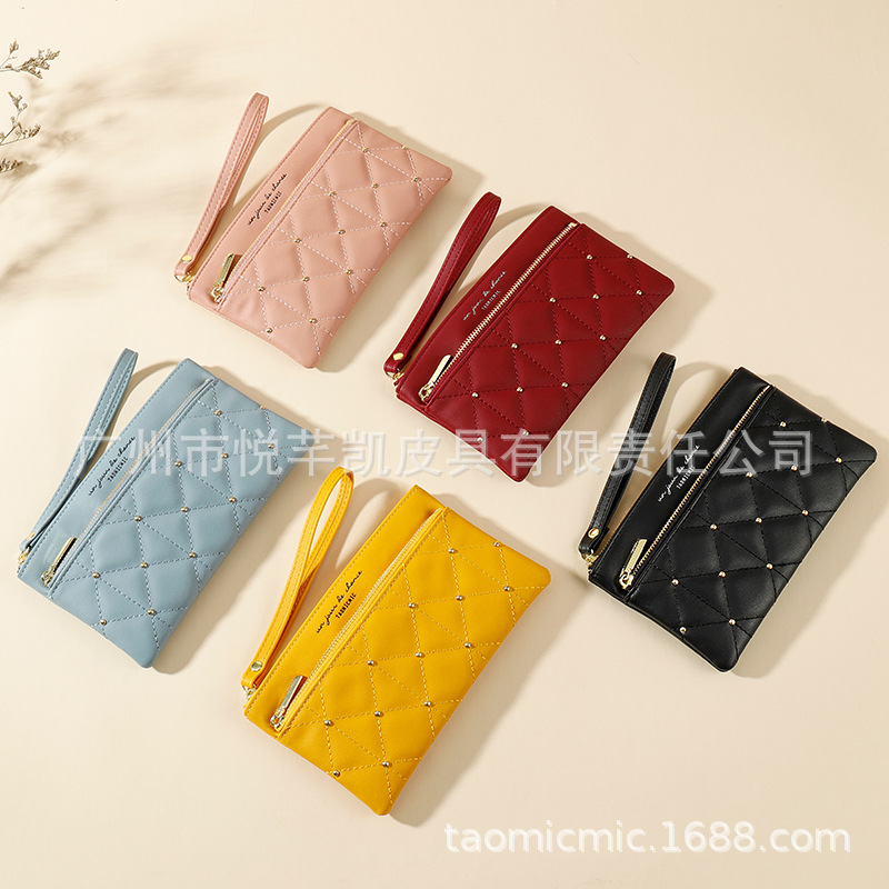 Vibrant Faux Leather Spacious Wallet for Daily Use
