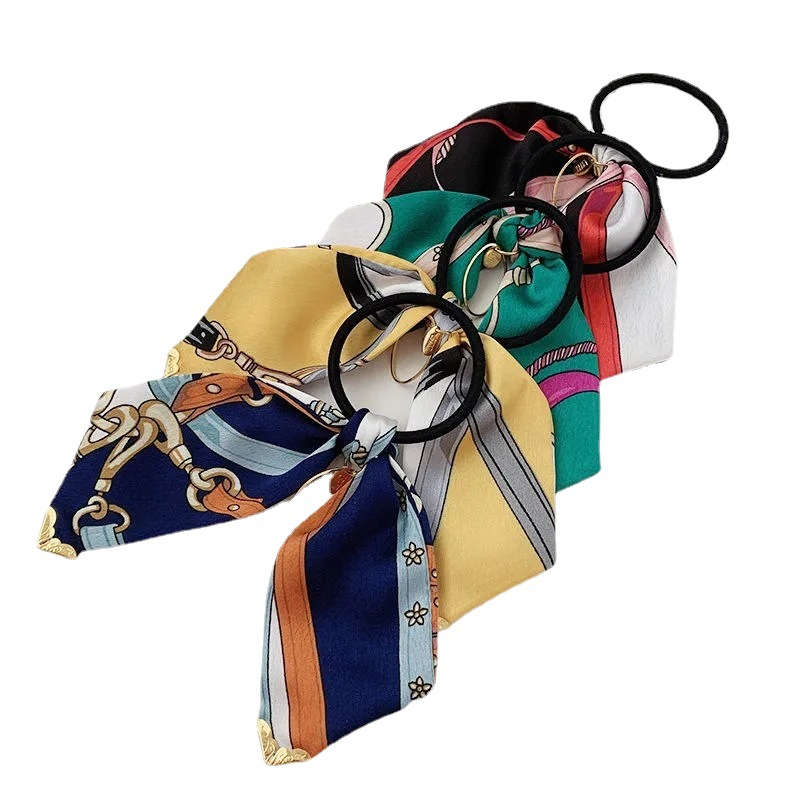 Loveable Silk Bow-Tie Ribbon for Cute Chic Vibes