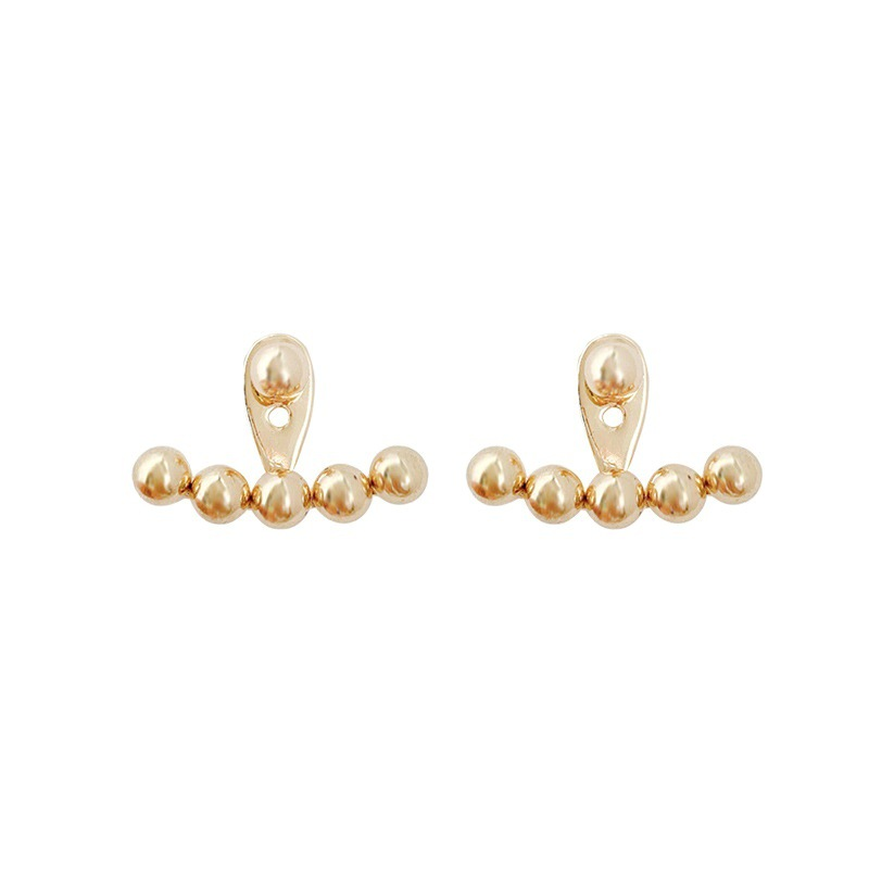 Trendy Copper Earrings for Ladies' Casual and Formal Fashion