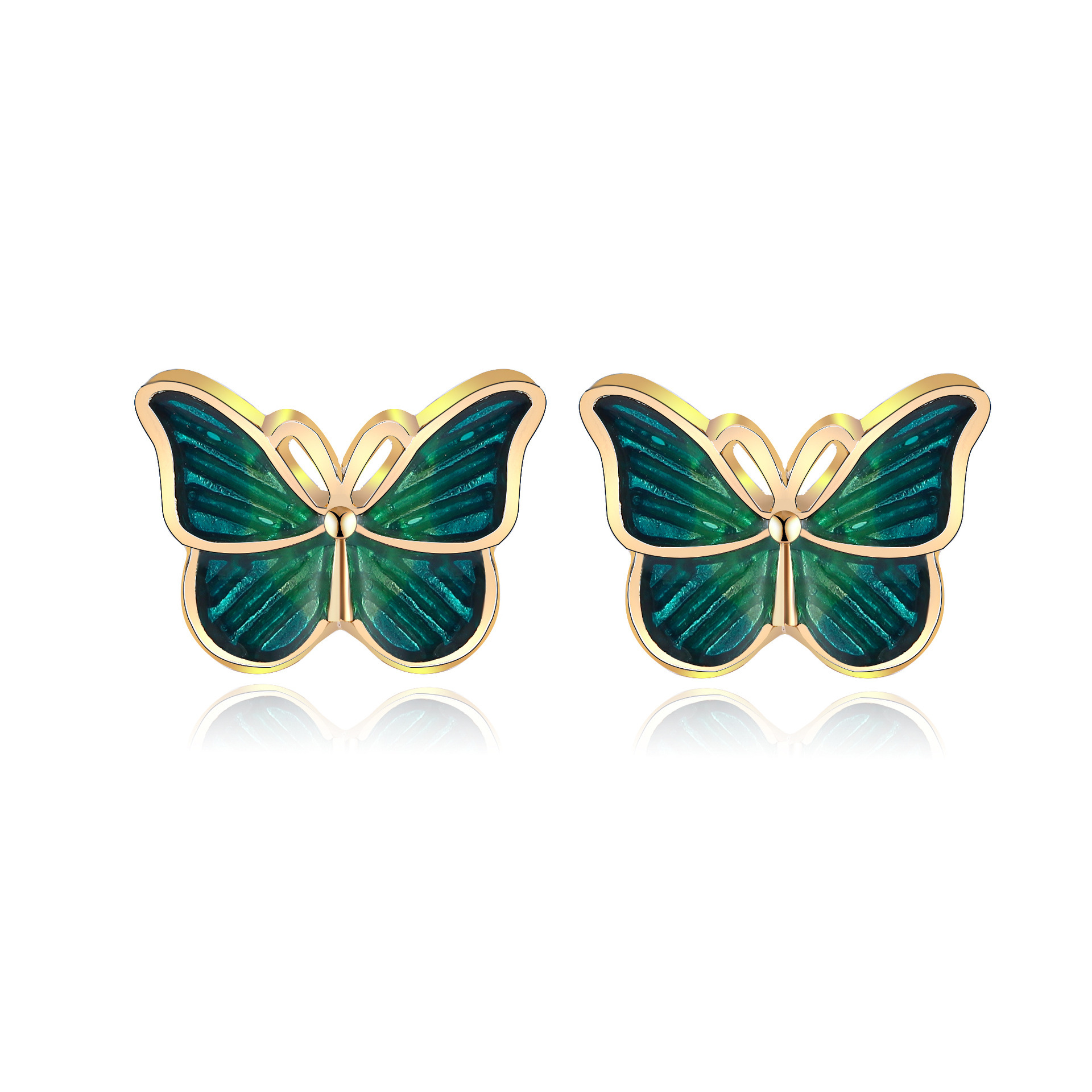 Fascinating Butterfly Earrings for Matching Dainty Outfits