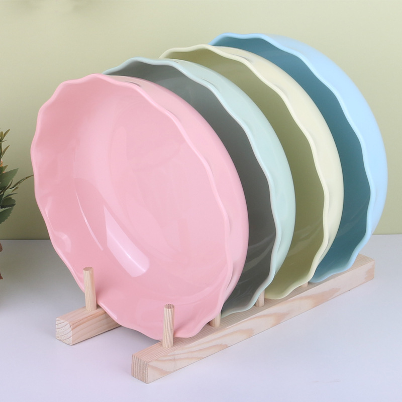 Wide Melamine Food Bowl for Cooking or Lunch Date with Family