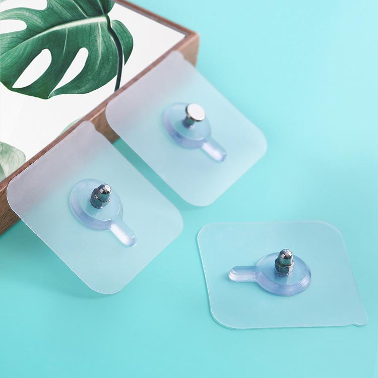 Waterproof Self-Adhesive Hook for Mesh Organizer Racks