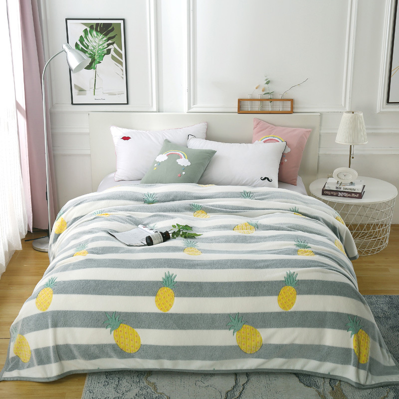 Creative Printed Bed Sheet for Providing Warmth and Comfort