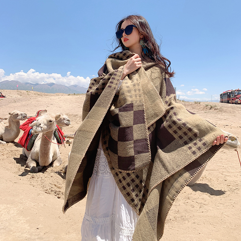 Fabulous and Big Shawl for Beach Parties